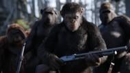 """Planet der Affen"" verdrängt Minions"