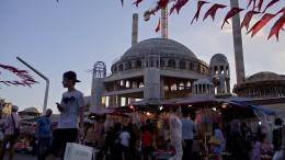 Tote Hose im heißen Herzen von Istanbul