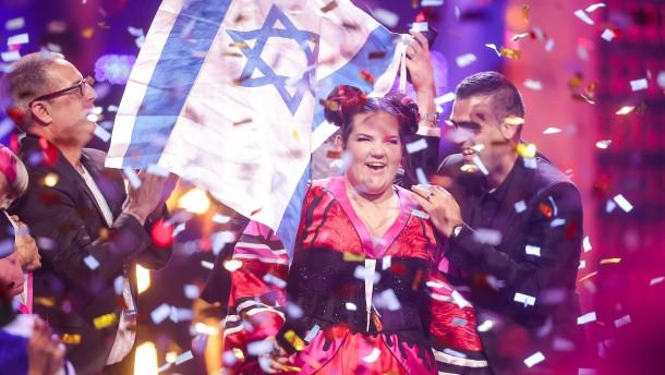 Britische Künstler wollen ESC in Israel boykottieren