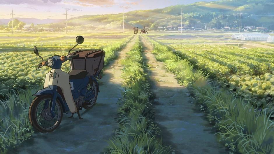 Jedes Detail der Bildgestaltung, auch im Hintergrund, trägt zum präzise organisierten Reichtum dieses Films bei.