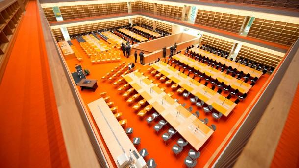 Neubauten der Staatsbibliothek zu Berlin