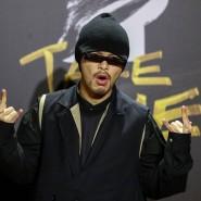 Der malaysische Rapper Namewee bei den Golden Horse Awards in Taiwan