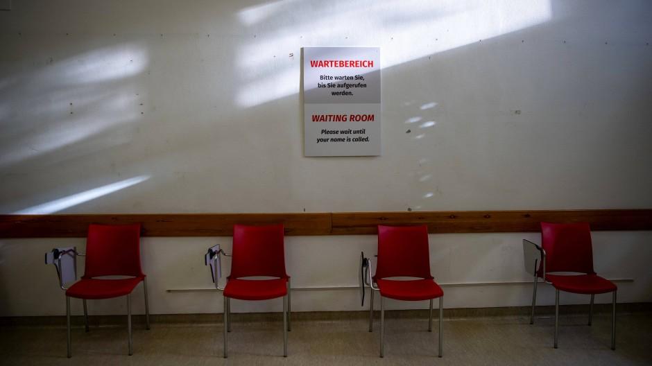 """""""Waiting Room"""" heißt das Lied für Geduldige von Fugazi"""