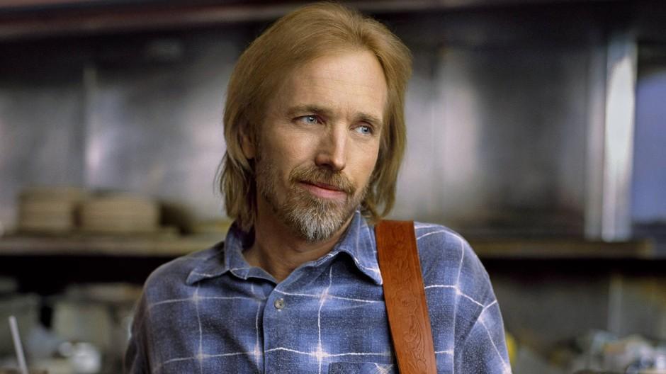 """Er besang Blumen wie Bienen und gab uns Zucker: Tom Petty während der Aufnahmen für """"Wildflowers""""."""