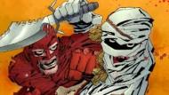 Zur Hölle mit dem Terror: Frank Miller zeichnet drastisch wie kein Zweiter
