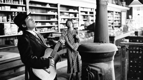 Wenders Gets the Blues: The Soul of a Man