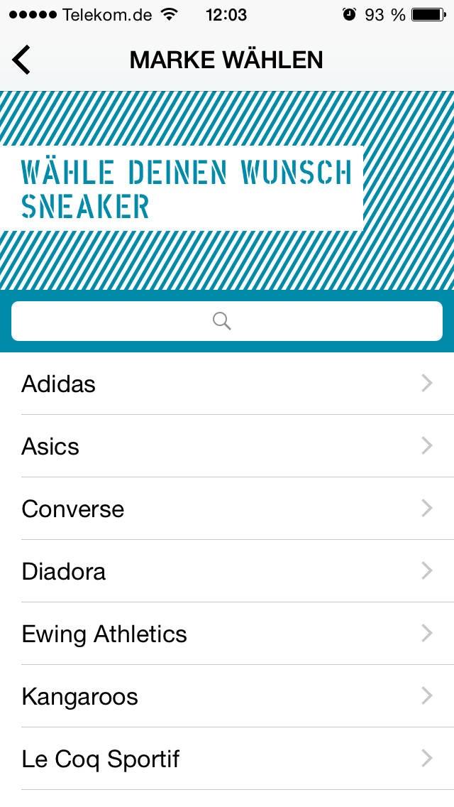 App ermittelt die wahre Größe beim Schuhkauf