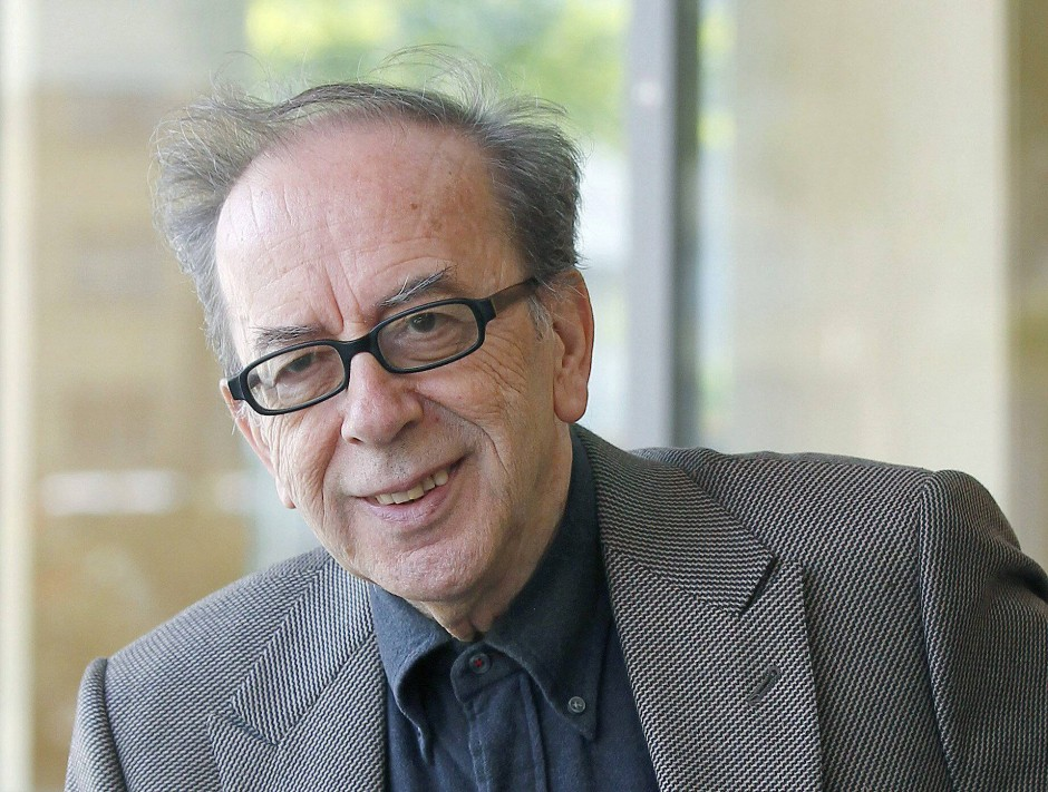 Der albanische Schriftsteller Ismail Kadare