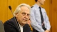 Helge Achenbach im Landgericht Essen