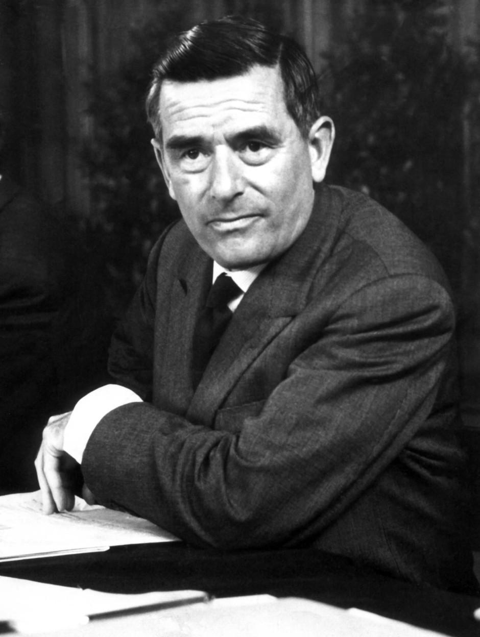Golo Mann im Jahr 1964.