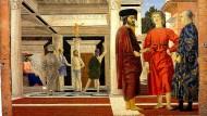 Was Piero della Francesca als Schuhmacher lernte