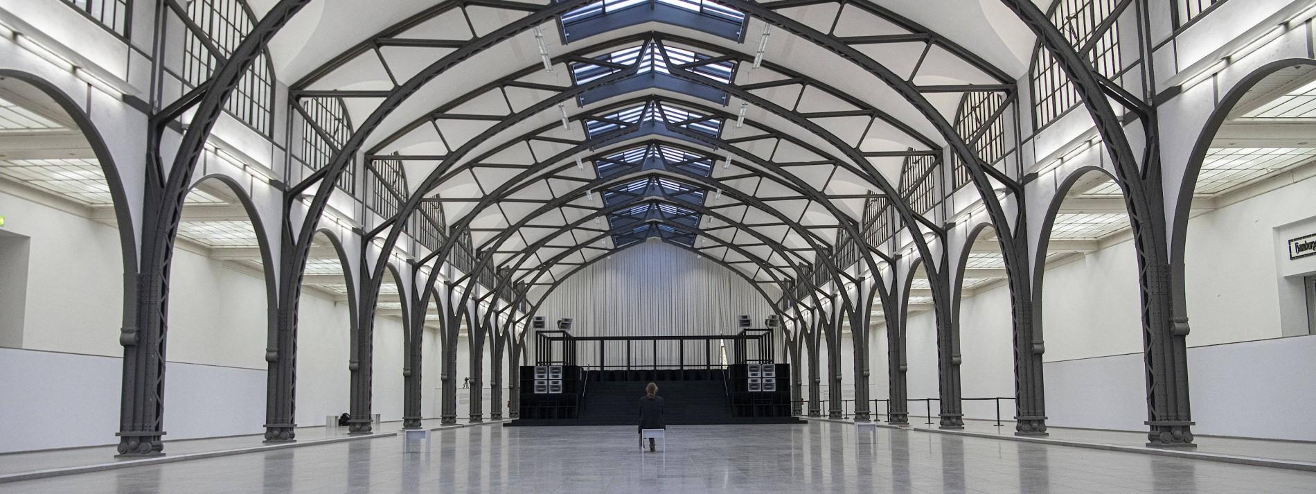 Bund möchte Museum Hamburger Bahnhof zurückkaufen