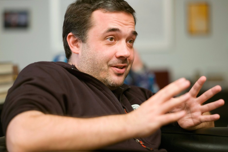 Frank Rieger, einer der Sprecher des Chaos Computer Clubs, publiziert regelmäßig zum Thema Datenschutz