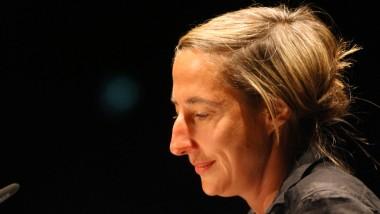 Roman-Debütantin: Judith Hermann hat zum ersten Mal die literarische Großform gewählt.
