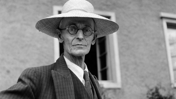 """Hermann Hesse: """"Der erhobene Finger"""""""