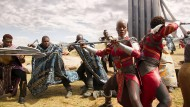 """Marvels Helden-Management, wie hier bei """"Black Panther"""", geht oft auf."""