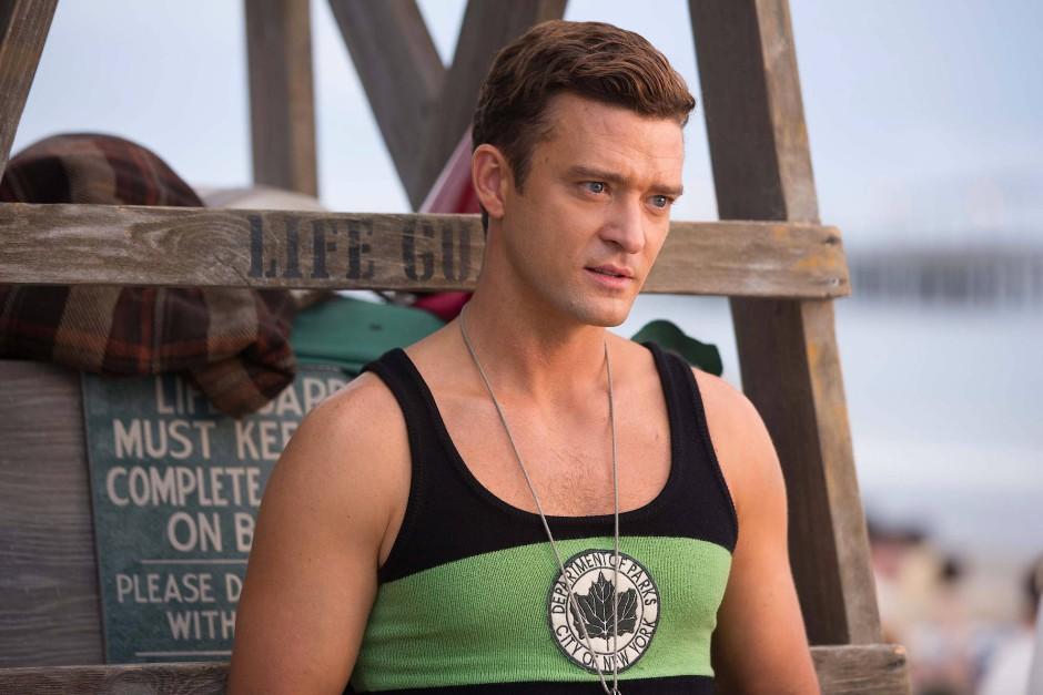 Befangener Erzähler: Justin Timberlake als Mickey, der Bademeister
