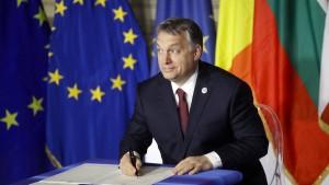 Gefährliche Heuchelei in Budapest