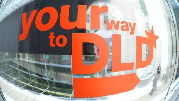 DLD Konferenz 2013