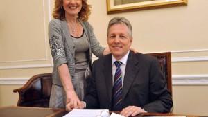 Das Private ist in Belfast das Politische