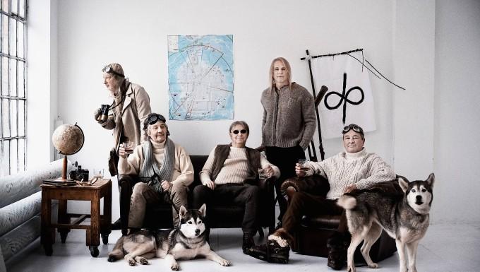 Grau gewordene Pioniere, noch voller Unternehmungslust: Deep Purple