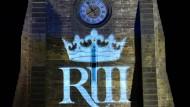Letzte Ehre für König Richard III.