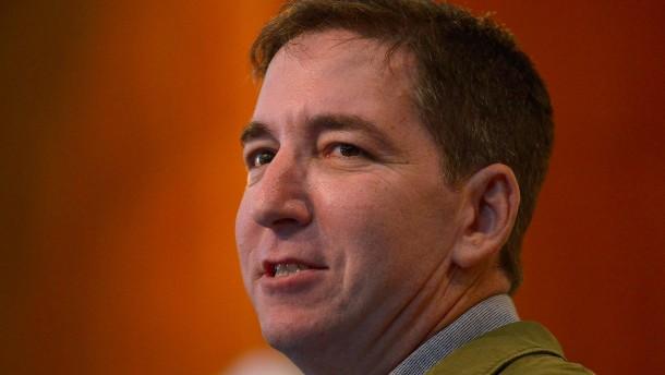 Klage gegen Enthüllungsjournalist Greenwald zurückgewiesen
