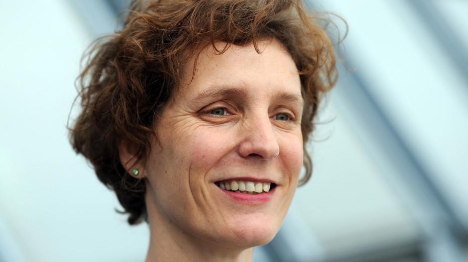 Annette Pehnt im März 2014 in Köln