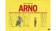 """Nikolaus Heidelbach: """"Arno und die Festgesellschaft mit beschränkter Haftung"""". Verlag Beltz & Gelberg, Weinheim 2016. 64 S., geb., 29,95 €. Ab 6 J."""