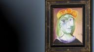 """Picasso-Versteigerung: Begehrter """"alter weißer Mann"""""""