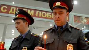 Öffentliches Leben nach dem Modell der Krim-Besetzung
