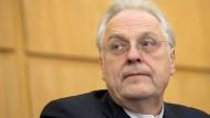 Kunstberater Helge Achenbach im Essener Landgericht