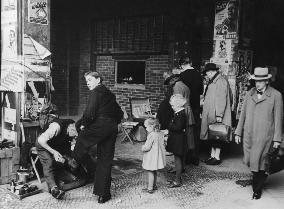 Berlin Nach Dem Zweiten Weltkrieg