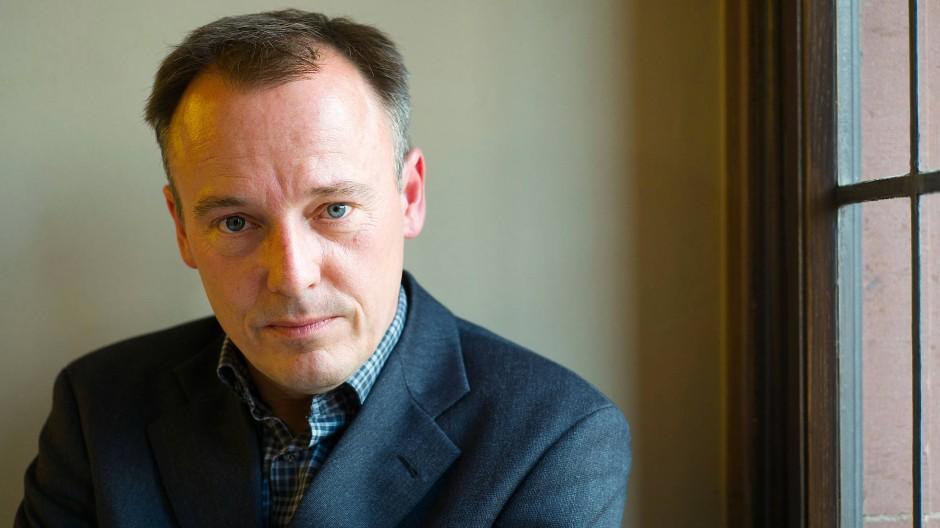 "Thomas Huber liest ""Changning"" von Mirko Bonné"