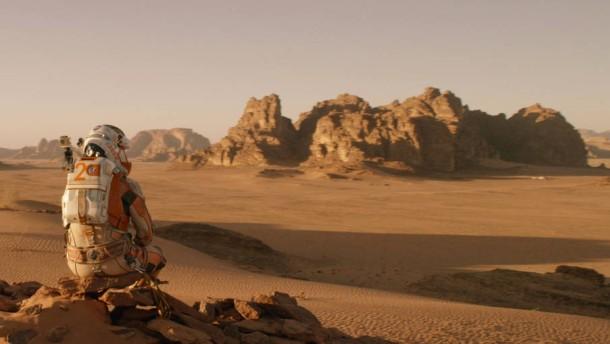 Wann der erste Mensch zum Mars fahren wird