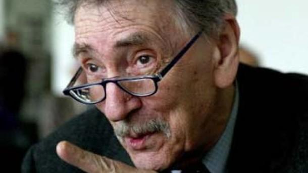 Schriftsteller Oskar Pastior ist tot