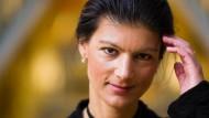 Sieht beim europäischen Diskurs noch Entwicklungsspielraum: Sahra Wagenknecht