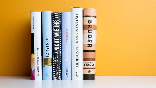 Wer bekommt den Deutschen Buchpreis 2019?