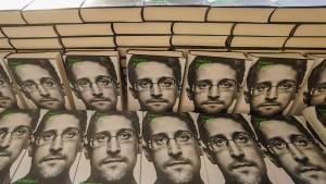Washington legt Klage gegen Snowden ein