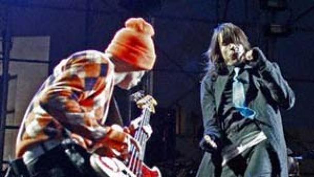 Bastardpop: Neues von den Red Hot Chili Peppers