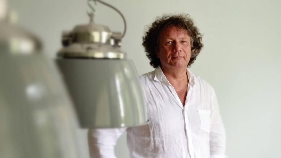 Der Schriftsteller Ingo Schulze