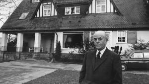 Wie Albert Speer sich unwissend stellte