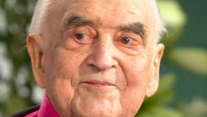 Lord Weidenfeld gestorben