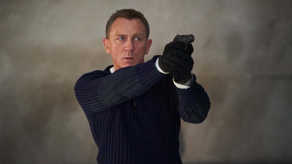 James Bond ist zurück