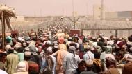 Taliban: In Afghanistan geht die Angst um