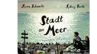 """Joanne Schwartz, Sydney Smith: """"Stadt am Meer"""". Aus dem Englischen von Bernadette Ott. Aladin Verlag, Hamburg 2018. 52 S., geb., 18,– €. Ab 5 J."""