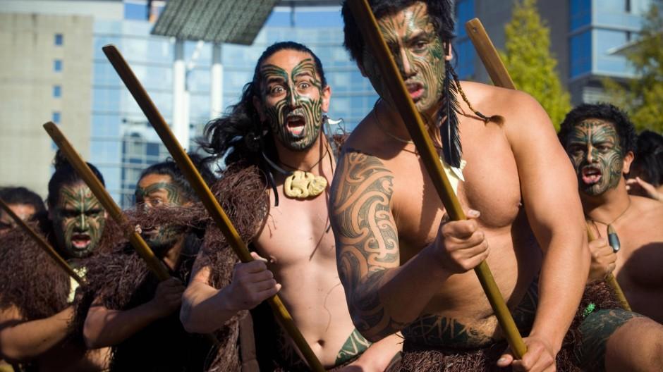 Sahen so Furcht erregend die ersten Siedler auf Neuseeland aus?