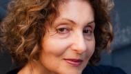 Die amerikanische Schriftstellerin Lily Brett