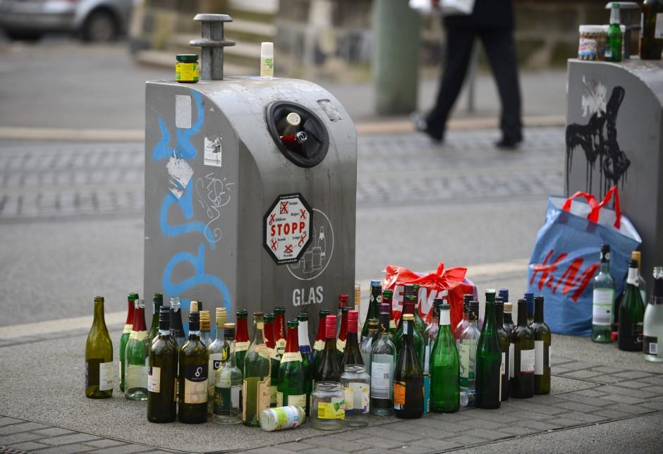 Im Großen und Ganzen unter Kontrolle: Alkoholkonsum ist im Westen eine ritualisierte Angelegenheit.