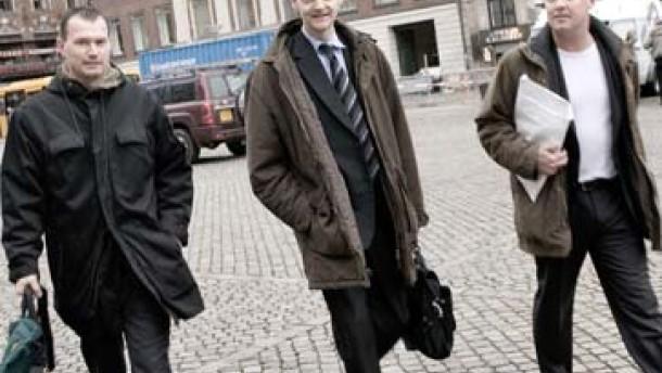 Kopenhagener Journalisten vor Gericht